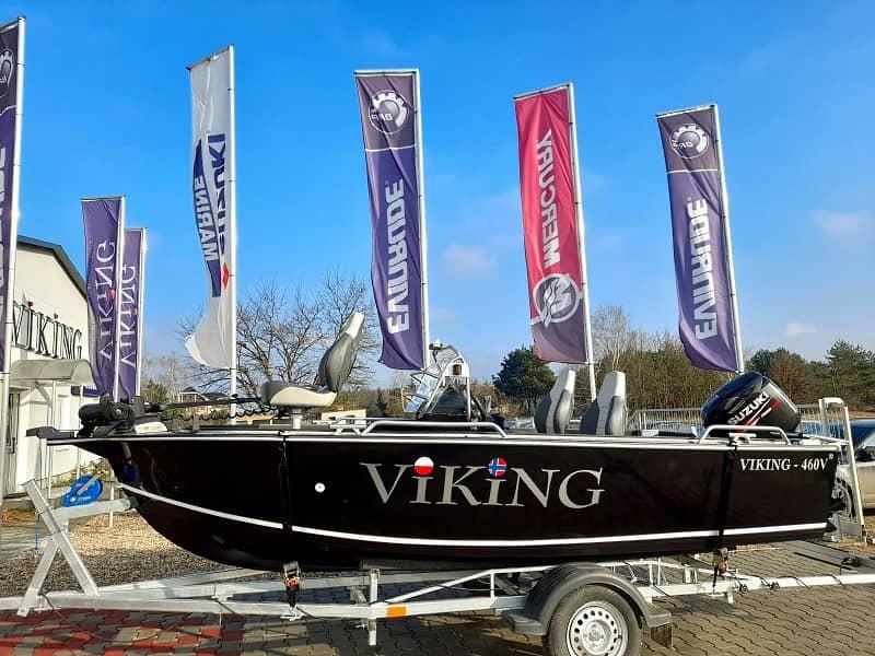 Przyczepa Do Viking 460