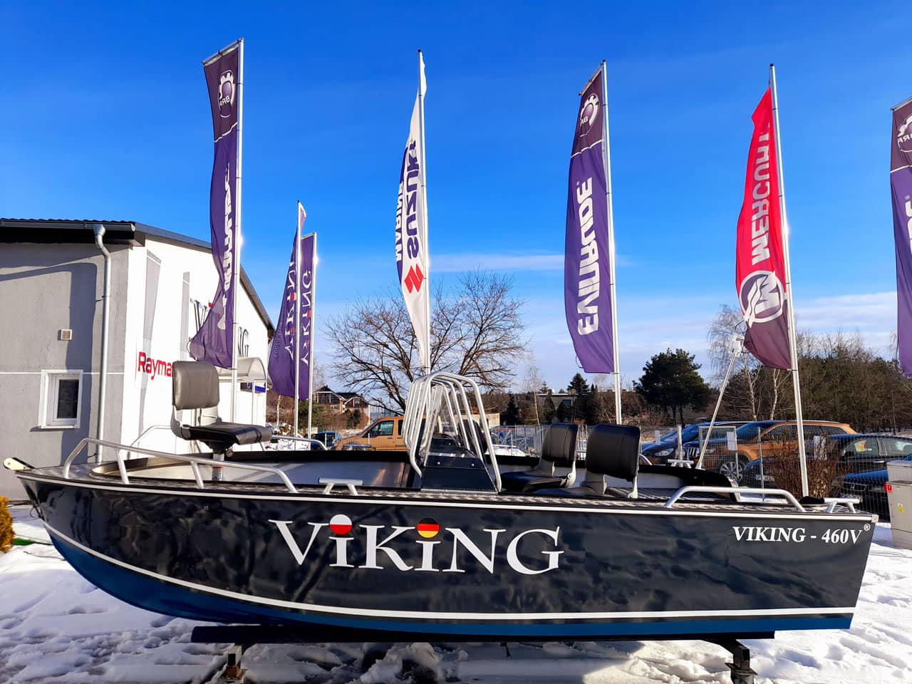 Viking 460v Zima